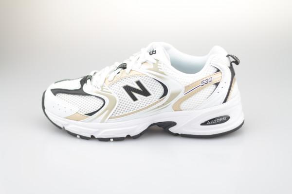 New Balance MR 530 UNI (White / Black)