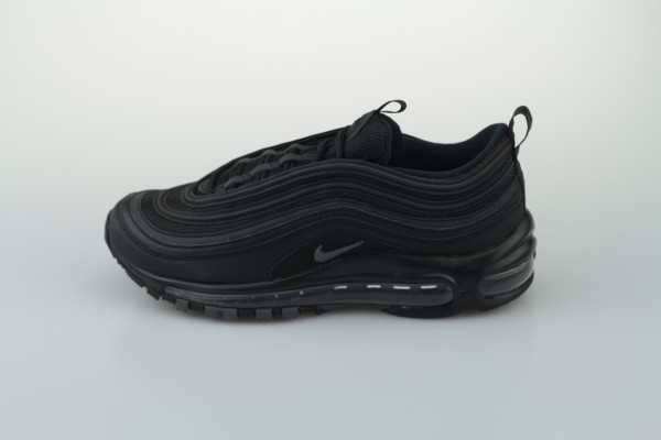 Wmns Air Max 97 (Black / Black - Dark Grey)