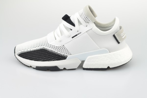 POD-S3.1 (Footwear White / Footwear White / Core Black)