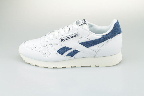 Reebok Classic Leather (Footwear White / Chalk / Vecnav)