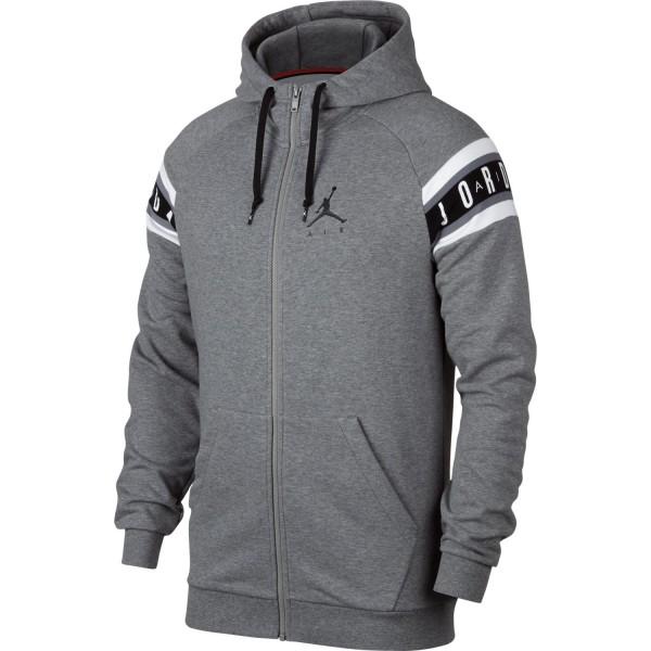 Jumpman Air Zip-Hoodie (Grey)