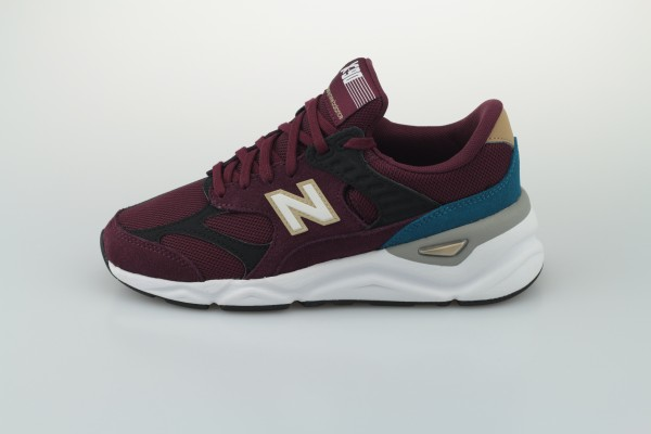 X-90 Reconstructed (Burgundy / Black)