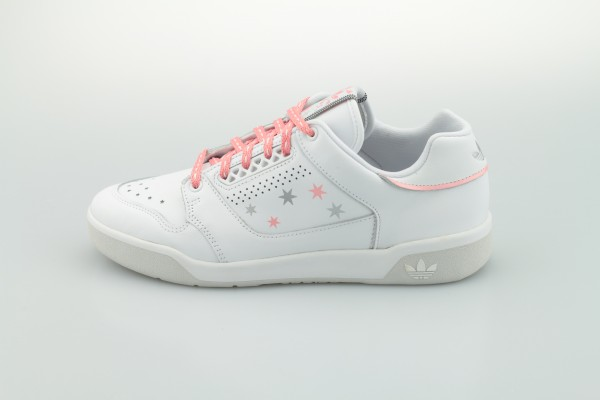 Slamcourt W (Footwear White / Crystal White / Grey One)