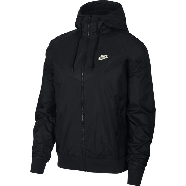 Sportswear Windrunner (Black / Black / Black / Sail)