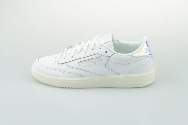 Club C 85 (White / True Grey)